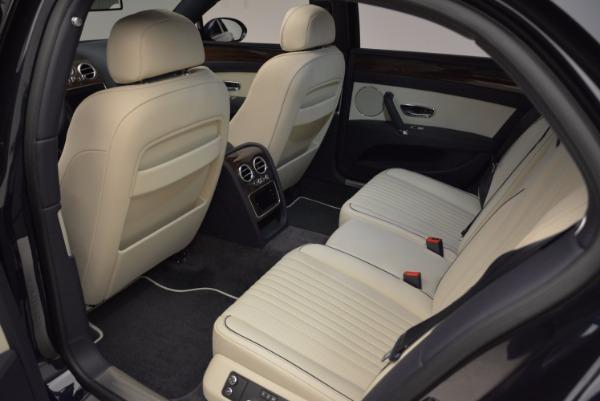 New 2017 Bentley Flying Spur V8 for sale Sold at Maserati of Westport in Westport CT 06880 23