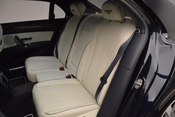 New 2017 Bentley Flying Spur V8 for sale Sold at Maserati of Westport in Westport CT 06880 25