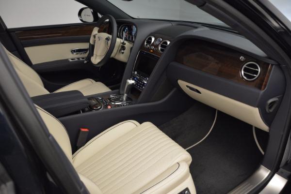 New 2017 Bentley Flying Spur V8 for sale Sold at Maserati of Westport in Westport CT 06880 27