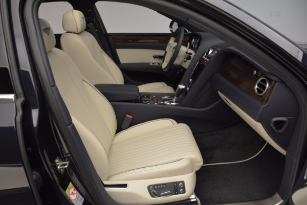 New 2017 Bentley Flying Spur V8 for sale Sold at Maserati of Westport in Westport CT 06880 28