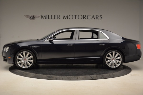 Used 2017 Bentley Flying Spur V8 for sale Call for price at Maserati of Westport in Westport CT 06880 3