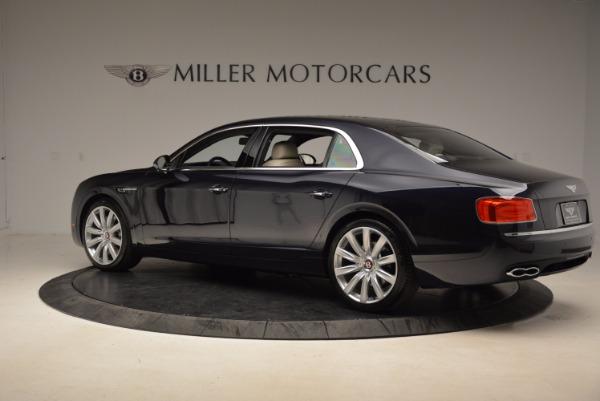 New 2017 Bentley Flying Spur V8 for sale Sold at Maserati of Westport in Westport CT 06880 4