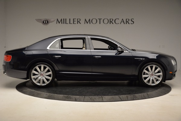 Used 2017 Bentley Flying Spur V8 for sale Call for price at Maserati of Westport in Westport CT 06880 9
