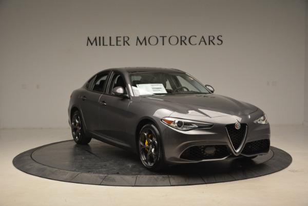 Used 2018 Alfa Romeo Giulia Ti Sport Q4 for sale $31,900 at Maserati of Westport in Westport CT 06880 11