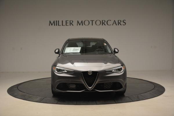Used 2018 Alfa Romeo Giulia Ti Sport Q4 for sale $31,900 at Maserati of Westport in Westport CT 06880 12