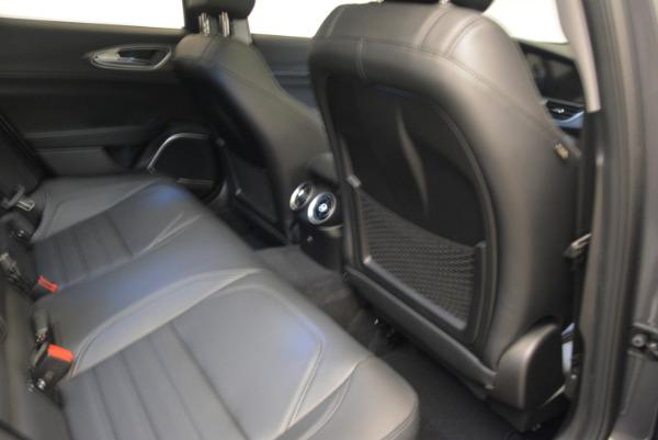 Used 2018 Alfa Romeo Giulia Ti Sport Q4 for sale $31,900 at Maserati of Westport in Westport CT 06880 22