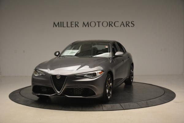 Used 2018 Alfa Romeo Giulia Ti Sport Q4 for sale $31,900 at Maserati of Westport in Westport CT 06880 1