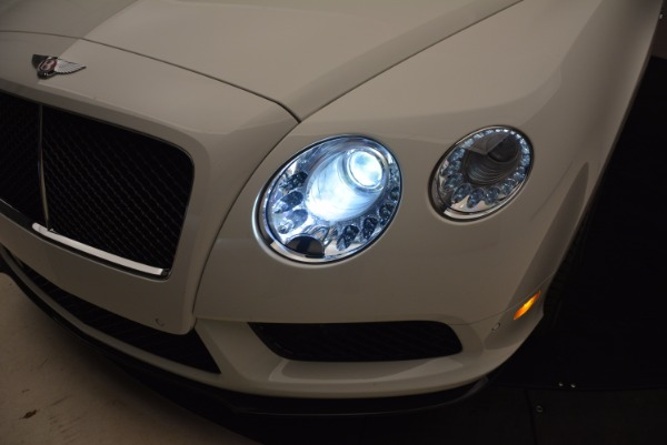 Used 2014 Bentley Continental GT V8 S for sale Sold at Maserati of Westport in Westport CT 06880 16