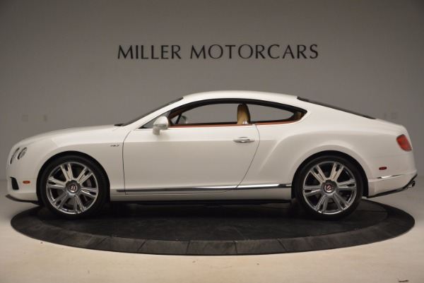 Used 2014 Bentley Continental GT V8 S for sale Sold at Maserati of Westport in Westport CT 06880 3