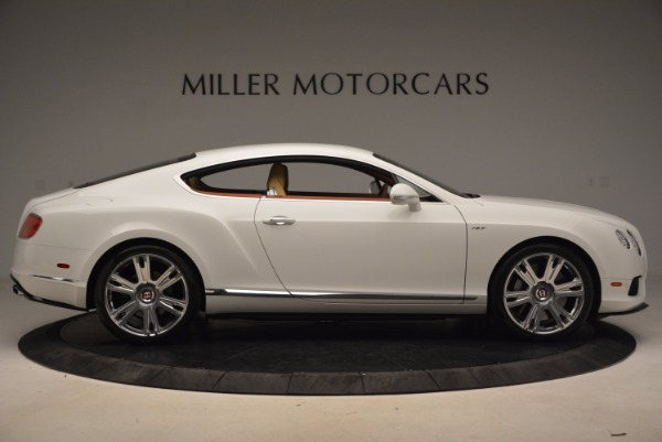 Used 2014 Bentley Continental GT V8 S for sale Sold at Maserati of Westport in Westport CT 06880 9