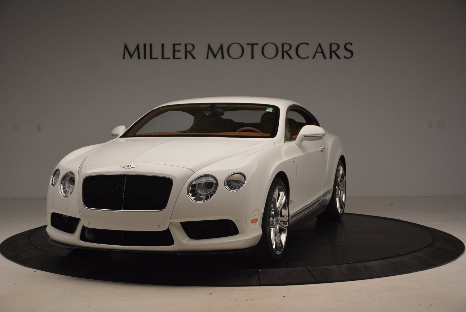 Used 2014 Bentley Continental GT V8 S for sale Sold at Maserati of Westport in Westport CT 06880 1