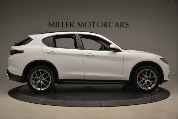 New 2018 Alfa Romeo Stelvio Sport Q4 for sale Sold at Maserati of Westport in Westport CT 06880 9