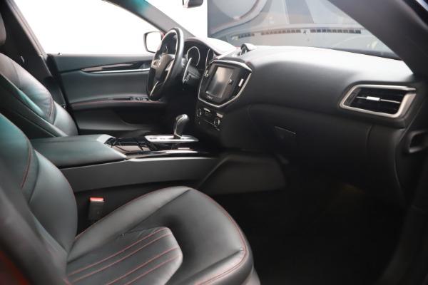 New 2016 Maserati Ghibli S Q4 for sale Sold at Maserati of Westport in Westport CT 06880 17