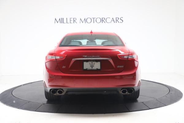 New 2016 Maserati Ghibli S Q4 for sale Sold at Maserati of Westport in Westport CT 06880 6