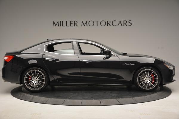 New 2016 Maserati Ghibli S Q4 for sale Sold at Maserati of Westport in Westport CT 06880 9