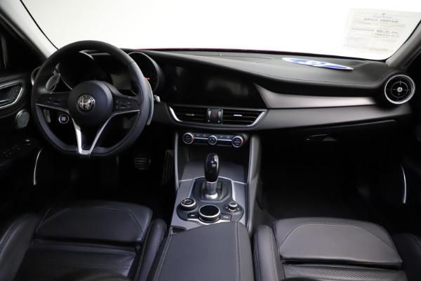 Used 2018 Alfa Romeo Giulia Ti Sport Q4 for sale Sold at Maserati of Westport in Westport CT 06880 16