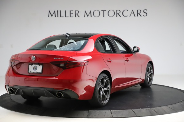 Used 2018 Alfa Romeo Giulia Ti Sport Q4 for sale $34,900 at Maserati of Westport in Westport CT 06880 7