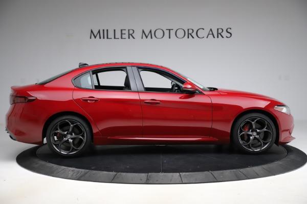 Used 2018 Alfa Romeo Giulia Ti Sport Q4 for sale $34,900 at Maserati of Westport in Westport CT 06880 9