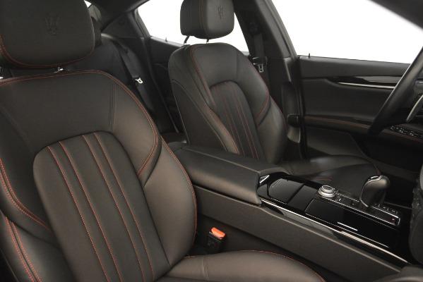Used 2018 Maserati Ghibli S Q4 for sale Sold at Maserati of Westport in Westport CT 06880 20
