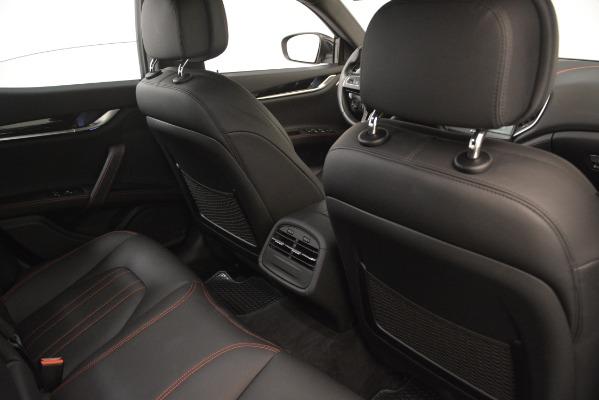 Used 2018 Maserati Ghibli S Q4 for sale Sold at Maserati of Westport in Westport CT 06880 22
