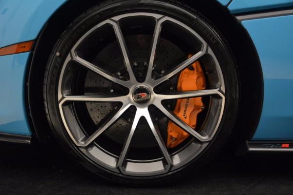 New 2018 McLaren 570S Spider for sale Sold at Maserati of Westport in Westport CT 06880 25