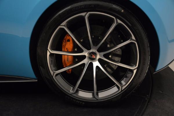 New 2018 McLaren 570S Spider for sale Sold at Maserati of Westport in Westport CT 06880 26