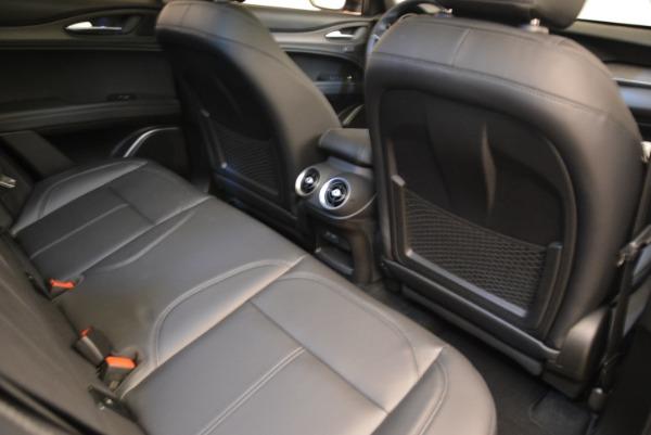 New 2018 Alfa Romeo Stelvio Ti Q4 for sale Sold at Maserati of Westport in Westport CT 06880 22