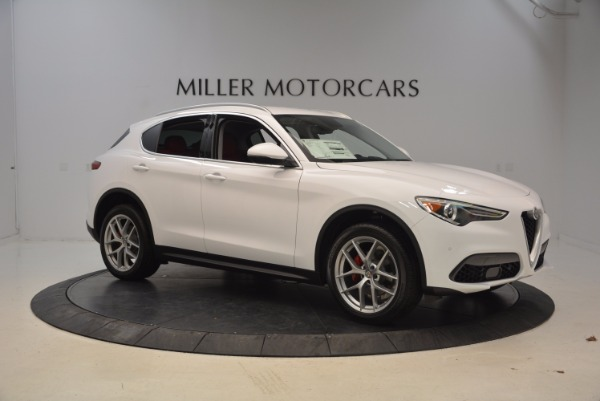 New 2018 Alfa Romeo Stelvio Ti Sport Q4 for sale Sold at Maserati of Westport in Westport CT 06880 10