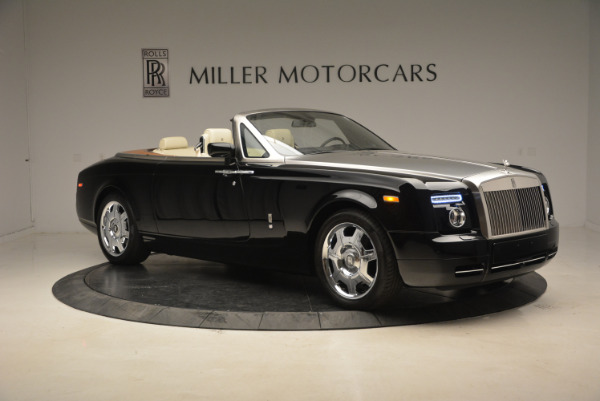 Used 2009 Rolls-Royce Phantom Drophead Coupe for sale Sold at Maserati of Westport in Westport CT 06880 12