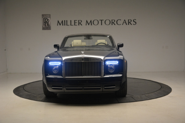 Used 2009 Rolls-Royce Phantom Drophead Coupe for sale Sold at Maserati of Westport in Westport CT 06880 13