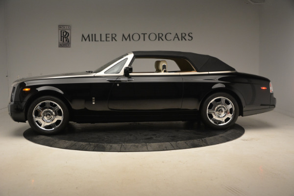 Used 2009 Rolls-Royce Phantom Drophead Coupe for sale Sold at Maserati of Westport in Westport CT 06880 15