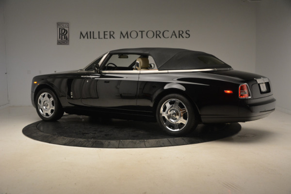 Used 2009 Rolls-Royce Phantom Drophead Coupe for sale Sold at Maserati of Westport in Westport CT 06880 16