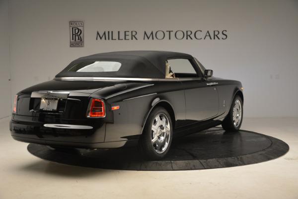 Used 2009 Rolls-Royce Phantom Drophead Coupe for sale Sold at Maserati of Westport in Westport CT 06880 19