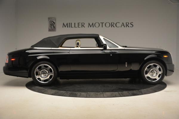 Used 2009 Rolls-Royce Phantom Drophead Coupe for sale Sold at Maserati of Westport in Westport CT 06880 21