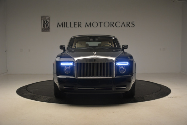 Used 2009 Rolls-Royce Phantom Drophead Coupe for sale Sold at Maserati of Westport in Westport CT 06880 25
