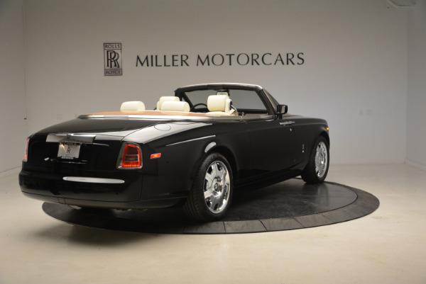 Used 2009 Rolls-Royce Phantom Drophead Coupe for sale Sold at Maserati of Westport in Westport CT 06880 8