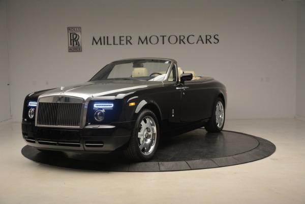 Used 2009 Rolls-Royce Phantom Drophead Coupe for sale Sold at Maserati of Westport in Westport CT 06880 1