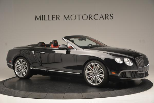 Used 2014 Bentley Continental GT Speed Convertible for sale Sold at Maserati of Westport in Westport CT 06880 10