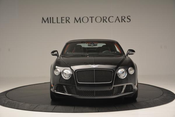 Used 2014 Bentley Continental GT Speed Convertible for sale Sold at Maserati of Westport in Westport CT 06880 13