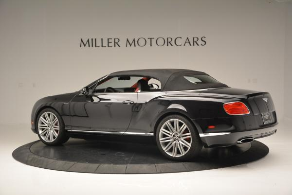 Used 2014 Bentley Continental GT Speed Convertible for sale Sold at Maserati of Westport in Westport CT 06880 17