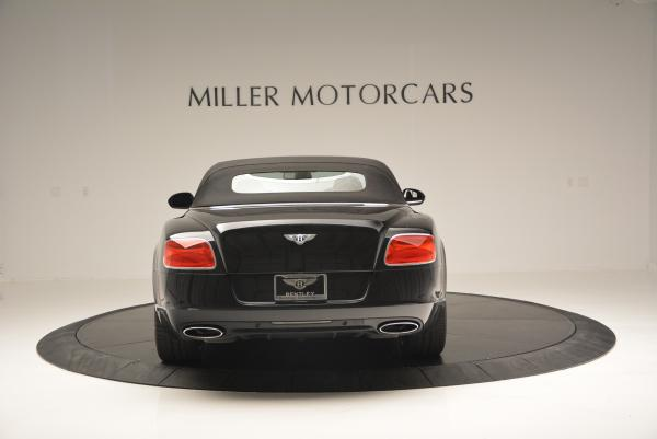Used 2014 Bentley Continental GT Speed Convertible for sale Sold at Maserati of Westport in Westport CT 06880 19