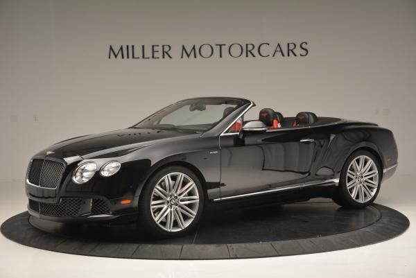 Used 2014 Bentley Continental GT Speed Convertible for sale Sold at Maserati of Westport in Westport CT 06880 2