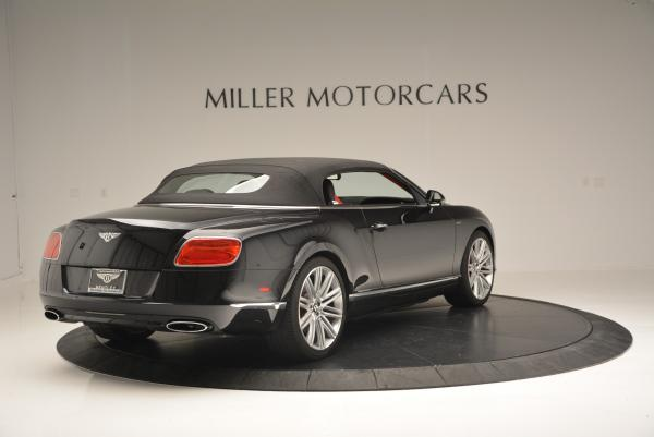Used 2014 Bentley Continental GT Speed Convertible for sale Sold at Maserati of Westport in Westport CT 06880 20