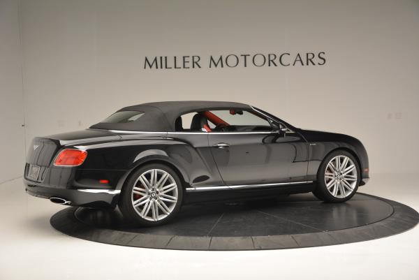 Used 2014 Bentley Continental GT Speed Convertible for sale Sold at Maserati of Westport in Westport CT 06880 21