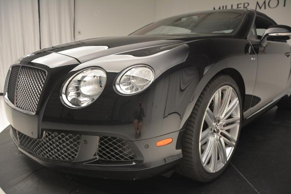 Used 2014 Bentley Continental GT Speed Convertible for sale Sold at Maserati of Westport in Westport CT 06880 26