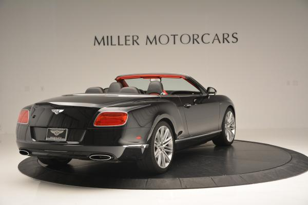 Used 2014 Bentley Continental GT Speed Convertible for sale Sold at Maserati of Westport in Westport CT 06880 7