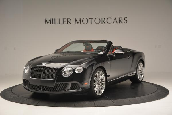 Used 2014 Bentley Continental GT Speed Convertible for sale Sold at Maserati of Westport in Westport CT 06880 1