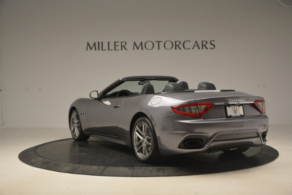 New 2018 Maserati GranTurismo Sport Convertible for sale Sold at Maserati of Westport in Westport CT 06880 10