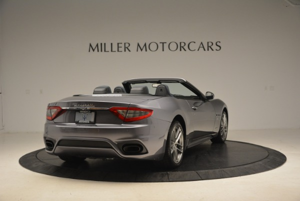 New 2018 Maserati GranTurismo Sport Convertible for sale Sold at Maserati of Westport in Westport CT 06880 14