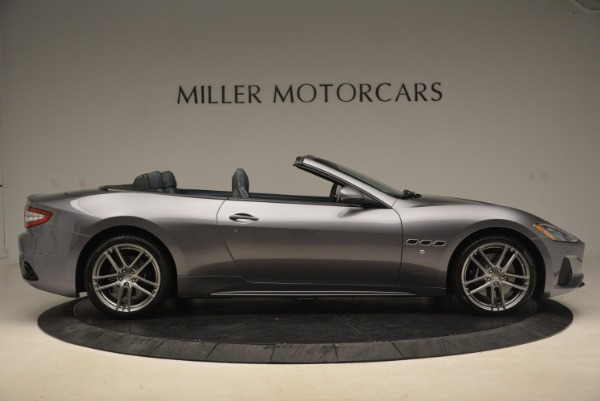 New 2018 Maserati GranTurismo Sport Convertible for sale Sold at Maserati of Westport in Westport CT 06880 18